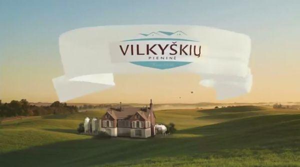 Vilkyškių pieninė